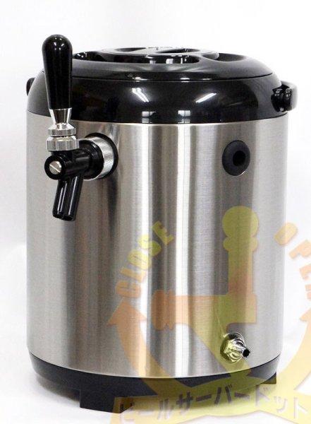 画像1: 家庭用氷冷式ビールサーバー FDP-08E (1)
